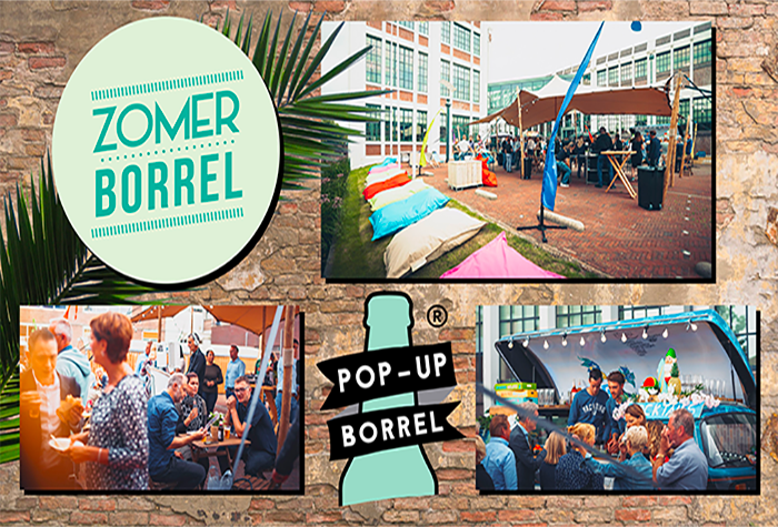 Pop-Up Borrel